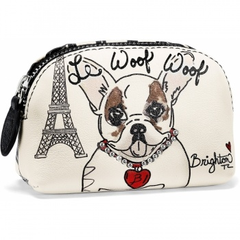 Fashionista Frenchi Mini Coin Purse