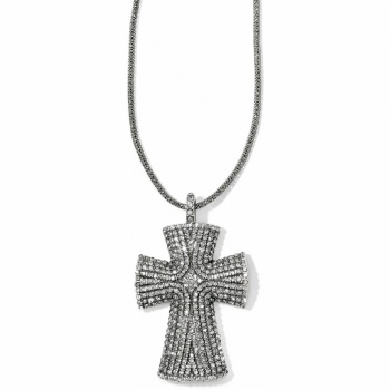 Anatolia Cross Convertible Reversible Necklace