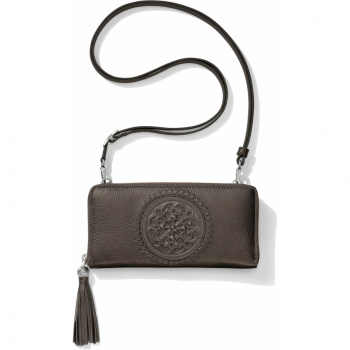 Ferrara Large Zip Around Wallet