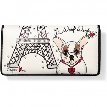 Fashionista Frenchi Large Wallet