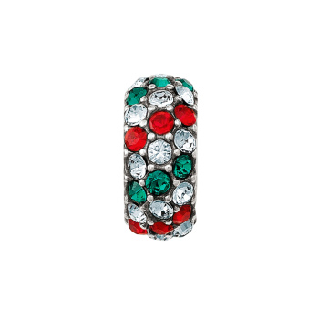 Brighton Treasures Glitter Spacer