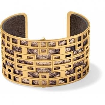 Christo Lyon Wide Cuff Bracelet Set