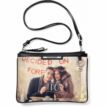 Snap Happy Love Story Pouch