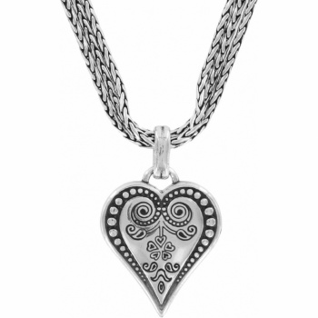 French Quarter French Quarter Heart Necklace