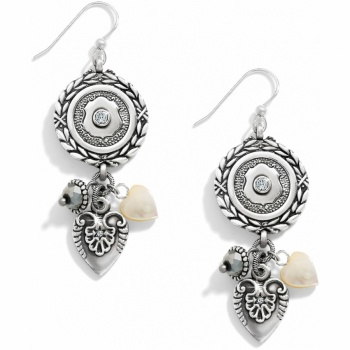 Cathedral French Wire Earrings