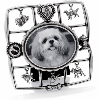 Pedigree Dog Picture Frame