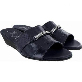Mingle Lewis Flat Sandal