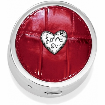 Love Beat Pill Box