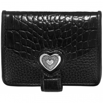 Belisimo Heart Bellisimo Small Wallet