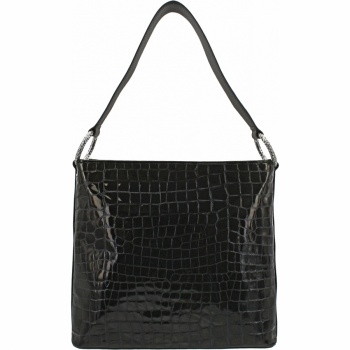 Cher Cher Croco Shoulderbag
