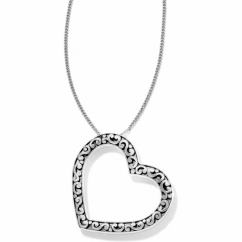 Contempo Love Long Necklace