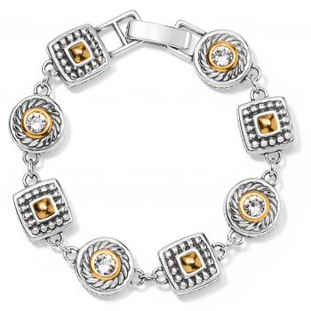 Heiress Crystal Heiress Crystal Link Bracelet