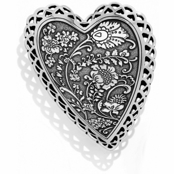 Garden Heart Trinket Tray