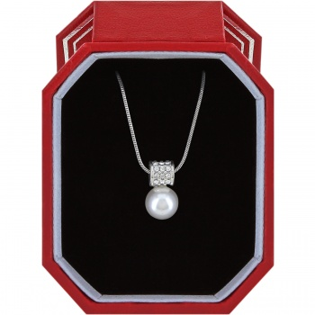 Meridian Petite Pearl Necklace Gift Box