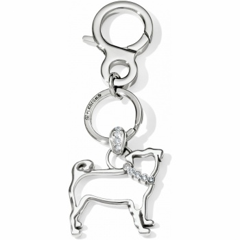 Pampered Pets Pepper Pup Handbag Fob