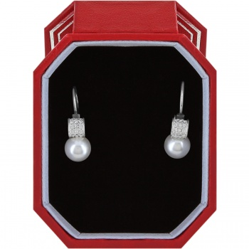 Meridian Petite Pearl Earrings Gift Box