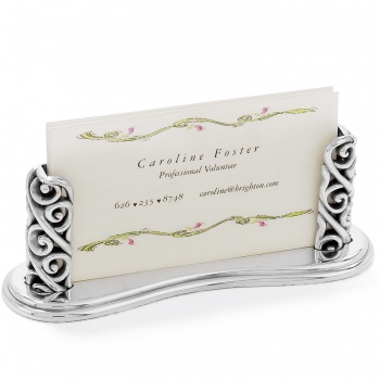 Crystal Ball Card Holder