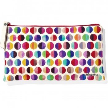Happy On The Dot Large Pouch