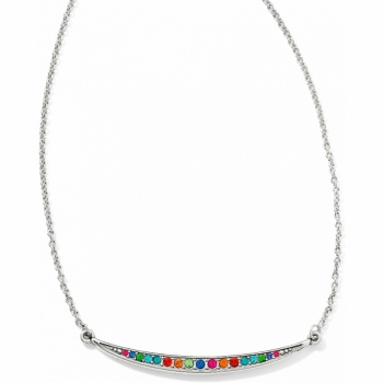 Contempo Contempo Ice Colour Reversible Necklace