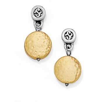 Mediterranean Post Short Earrings