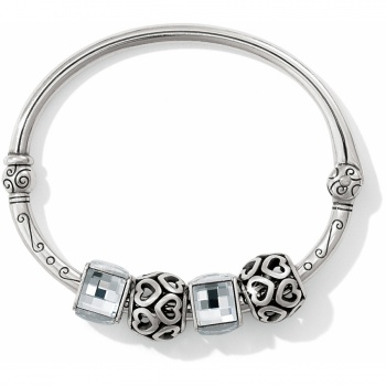Brighton Starter Bead Charm Bangle