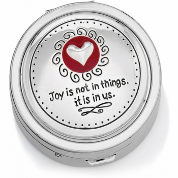 Joyful Heart Pill Box