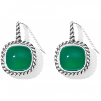 Color Clique Gem French Wire Earrings Set