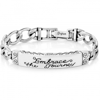 ID Bracelet Embrace The Journey