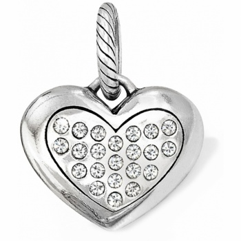 ABC Amore Heart Charm