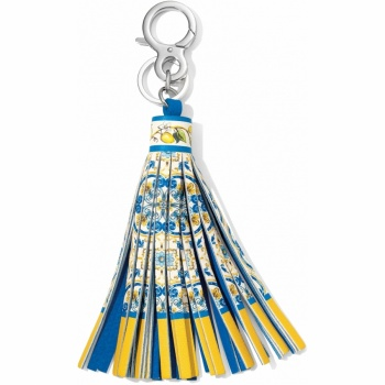 Boho Tassel Collection Bella Limone Tassel Fob