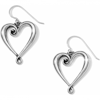 Whimsical Heart Whimsical Heart French Wire Earrings
