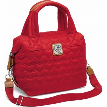 Heart to Heart Kayden Cross Body Satchel