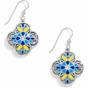 Bella Limone French Wire Earrings