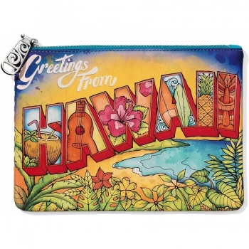 Hawaii Travel Pouch