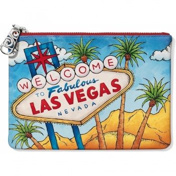 First Class Las Vegas Travel Pouch