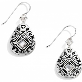 Ray Of Love French Wire Earrings