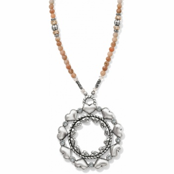 Love Mandala Beaded Necklace