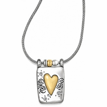 Remember My Heart Remember Your Heart Necklace