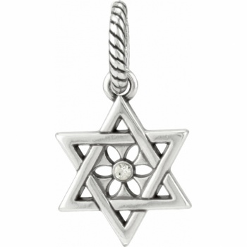 ABC Star of David Charm