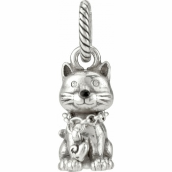 ABC Kitty Charm