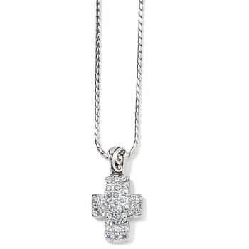 Sacred Cross Reversible Necklace