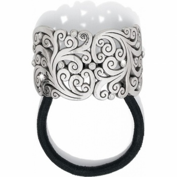 Madrid Lace Ponytail Holder