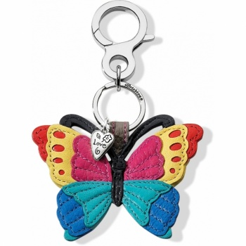 Betty Butterfly Handbag Fob