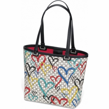 Initially Yours Heartburst Shopper