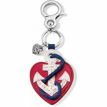Ahoy Anchor Handbag Fob