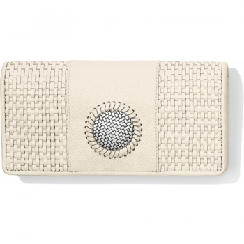 Talana Large Slim Wallet