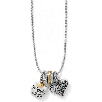 Friends Charm Necklace