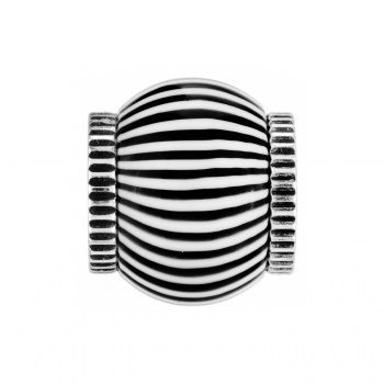 ABC Zebra Bead