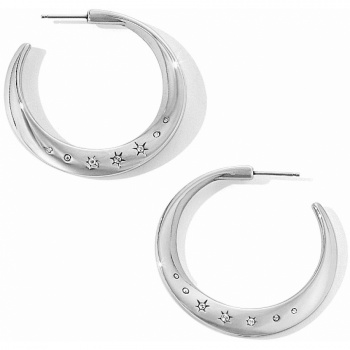 Moonlight Moonlight Post Hoop Earrings