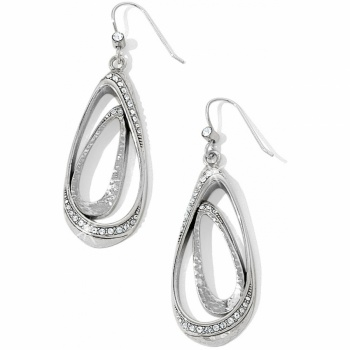 Luxe Loop French Wire Earrings
